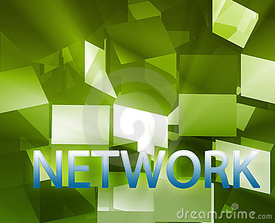 Network data structures