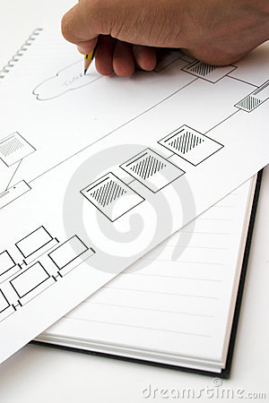 Free Network Design Royalty Free Stock Photos - 1403968