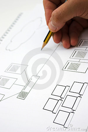 Free Network Designing Stock Images - 1212454