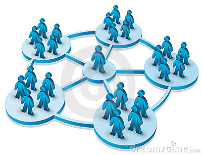 Network illustration
