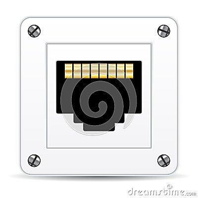 Network plug