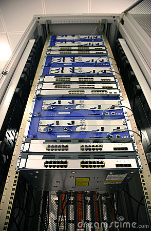 Free Network Switches Stock Photo - 908920