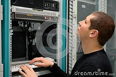 Network technician