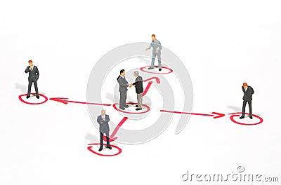Networking metaphor