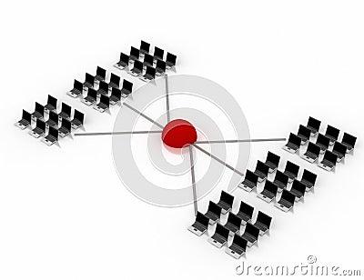 Networking schema