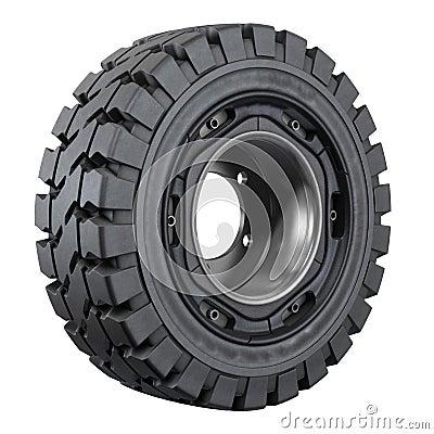 Neuer Reifen