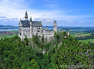 Neuschwanstein Castle, Bavaria