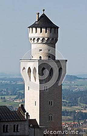 Neuschwanstein Castle Fussen Germany