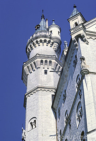 Neuschwanstein keep
