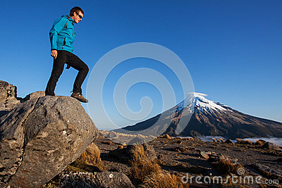 Neuseeland-Trekking