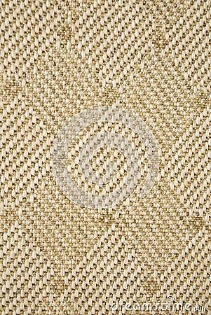 A neutral beige woven pattern