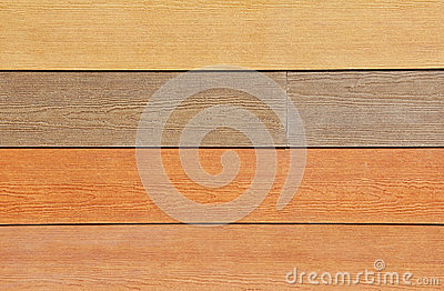 Neutral Color Wood Siding