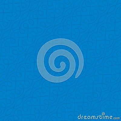 Free Neutral Seamless Linear Flourish Pattern For Retro Design. Royalty Free Stock Photos - 88689118