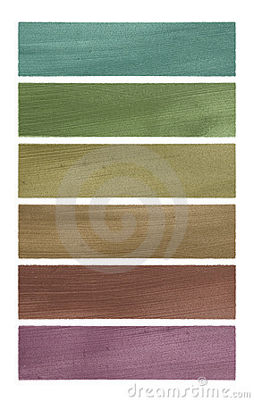Neutral tones coconut paper banner set
