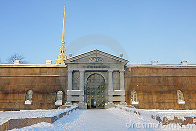 The Neva Gate