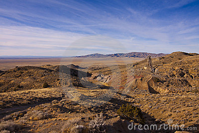 Nevada Quicksilver Mine