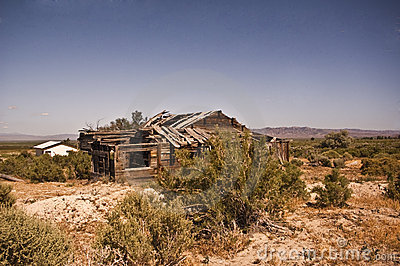 Nevada Shack
