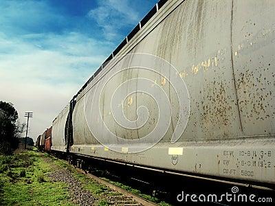 Never-Ending Train