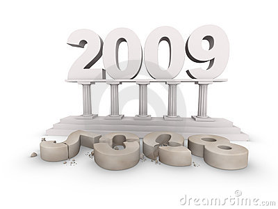 New 2009 year is comming