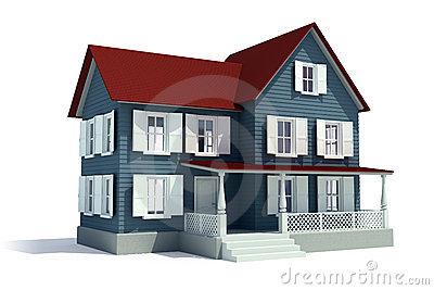 New 3d house