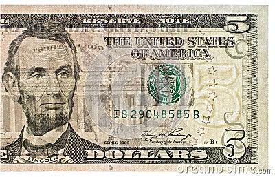 New $5 bill
