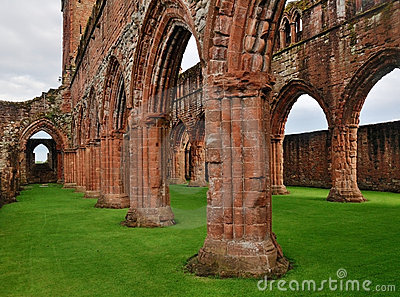 New Abbey, Scotland