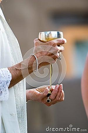 New age wedding