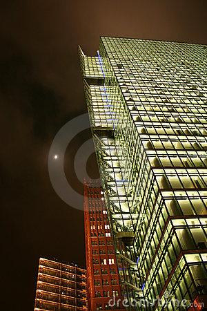 Free New And Old Buildings Stock Photography - 1757602