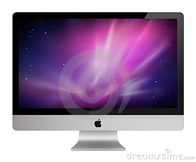 New Apple iMac Editorial Image