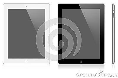 New Apple iPad 2 Editorial Stock Image