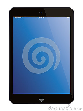 Free New Apple IPad Air 2 Portable Computer Tablet Royalty Free Stock Image - 36649606
