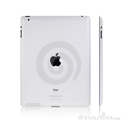 New Apple iPad2 Editorial Photography