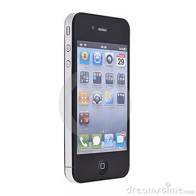 New Apple iPhone 4 Editorial Image