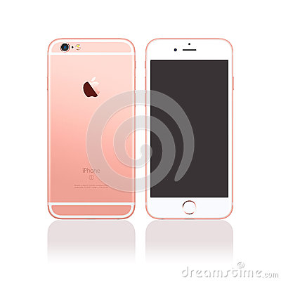 Free New Apple Iphone 6s Royalty Free Stock Images - 63079819