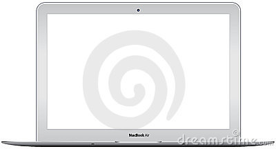New Apple MacBook Air Editorial Image