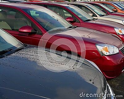 New automobiles