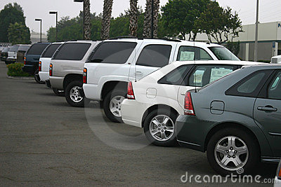 New automobiles for sale