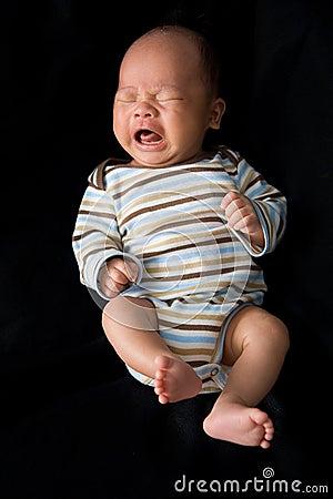 New Born Baby Crying