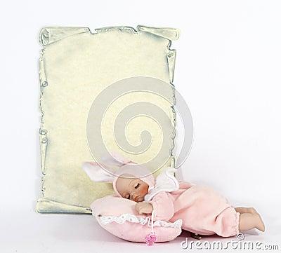 New born doll
