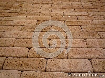 New brick-wall