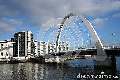 New bridge Glasgow