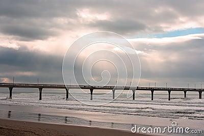 New Brighton Pier, New Zealand