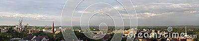 New Britain Connecticut Panorama