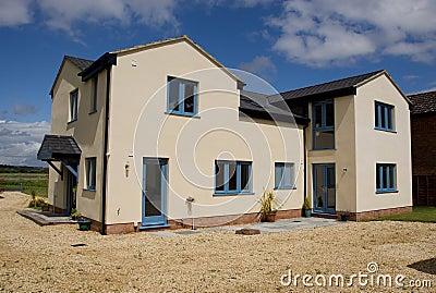 New build property development