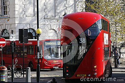 New Bus For London Editorial Image