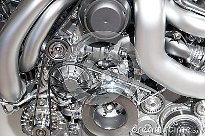 New Car Motor