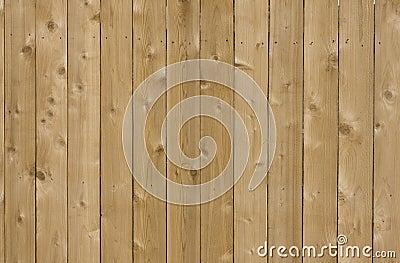 New cedar wood fence background