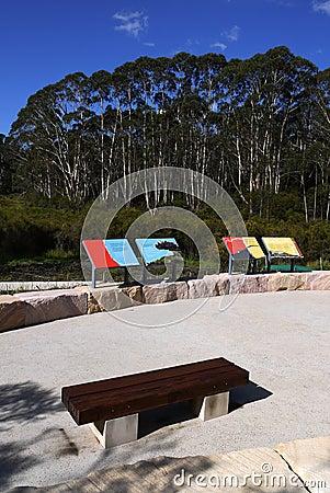 Australia: new community park in bushland