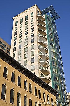 New Condo building in Chicago