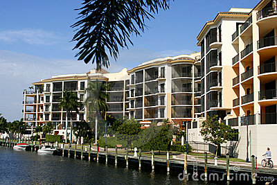 New condos at Tropical Resort